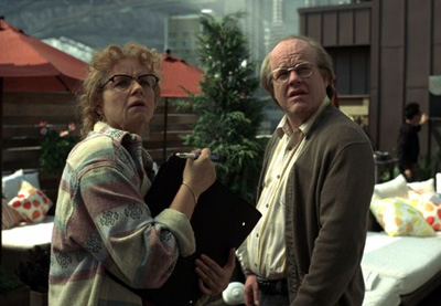Synecdoche New York is now available on DVD. Be sure to miss it.