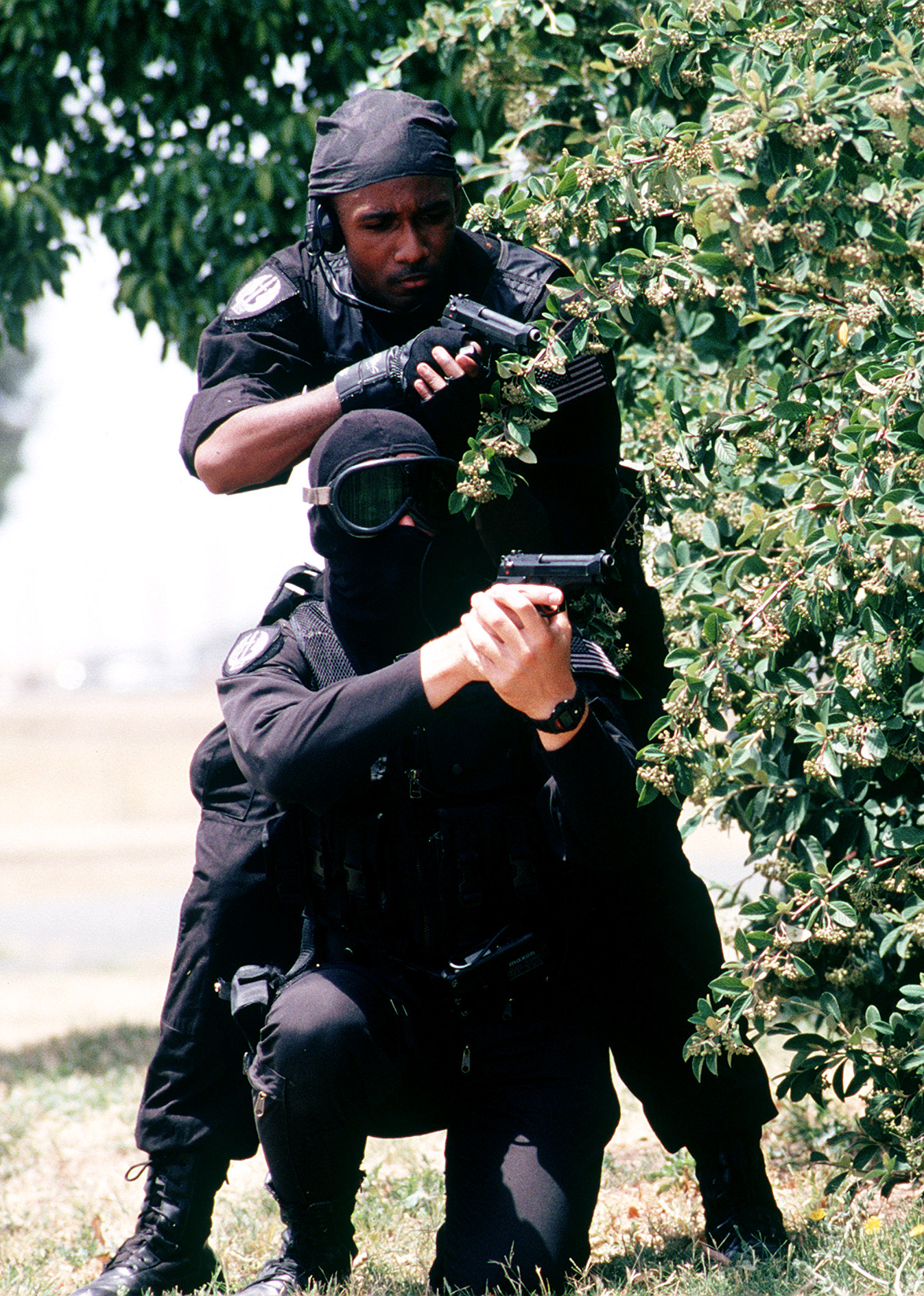 Members_of_the_60th_Security_Police_Squadron's_Base_Swat_Team